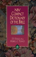 NIV Compact Dictionary of the Bible Paperback