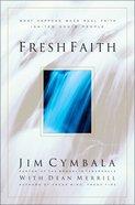 Fresh Faith Hardback