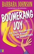 Boomerang Joy Paperback