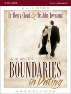 Boundaries in Dating (Curriculum Kit) Pack