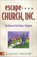 Escape From Church Inc. Paperback