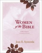 Women of the Bible 52 Studies Paperback