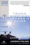 Leader's Guide (2003) (#16 in Tough Questions Series) Paperback