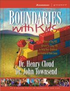 Boundaries With Kids (Curriculum Kit) Pack