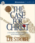 The Case For Christ (10 Unabridged Cds) CD