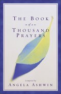 The Book of a Thousand Prayers eBook