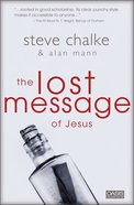 The Lost Message of Jesus Paperback