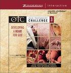 Otc #03: Developing a Heart For God CDROM (Old Testament Challenge) Cd-rom