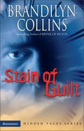 Stain of Guilt (Hidden Faces Series) Paperback