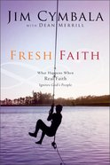 Fresh Faith Paperback