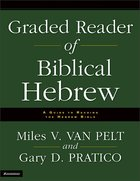 Graded Reader of Biblical Hebrew Paperback