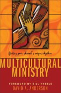 Multicultural Ministry Paperback
