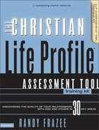 Christian Life Profile Curriculum (Connenting Church Resources Series) Pack