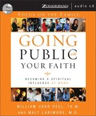 Going Public With Your Faith CD