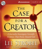 The Case For a Creator CD
