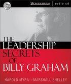 The Leadership Secrets of Billy Graham CD