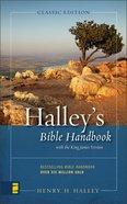 Halley's Bible Handbook KJV Hardback