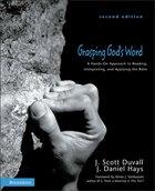 Grasping God's Word Hardback