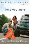 I Love You More Workbook For Men Paperback