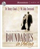 Boundaries in Dating (Abridged) CD