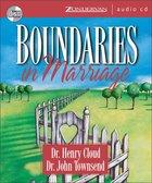 Boundaries in Marriage CD
