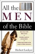 All the Men of the Bible Paperback