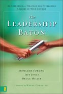 The Leadership Baton Paperback