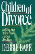 Children of Divorce Paperback