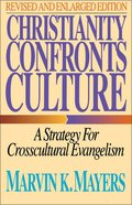 Christianity Confronts Culture Paperback