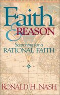 Faith and Reason Paperback
