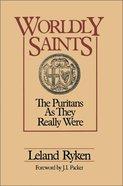 Worldly Saints Paperback