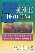 The Five Minute Devotional Paperback