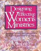 Designing Effective Women's Ministries Paperback
