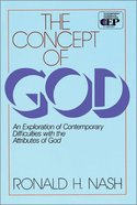 Concept of God the Paperback