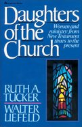 Daughters of the Church Paperback
