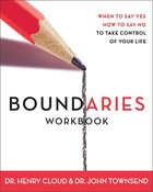Boundaries Workbook eBook
