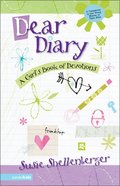 Dear Diary (Young Women of Faith) (Young Women Of Faith Series) Paperback