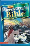 NIV Discoverer's Bible Burgundy Imitation Leather