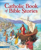 Catholic Book of Bible Stories Hardback