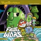 Frog Wars - a Lesson in Perseverance (#02 in Veggie Tales: Veggie Town Values (Veggietales) Series)