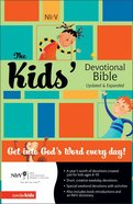 NIRV Kids' Devotional Bible (& Expanded) Paperback