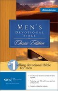 NIV Men's Devotional Bible Hardback