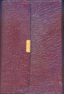 Nvi Biblia Bolsillo Spanish Nvi Compact Bible Burgundy With Strap Imitation Leather