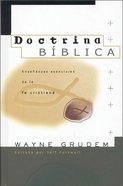 Doctrina Biblica (Bible Doctrine) Paperback
