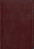 Nvi Biblia Bolsillo Spanish Nvi Compact Bible Burgundy (Red Letter Edition)
