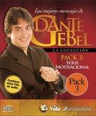 Los Mejores Mensajes De Dante Gebel (Dante Gebel's Best Messages Pack 3) CD