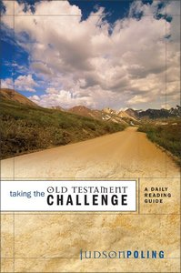 Otc: Taking the Old Testament Challenge Reading Guide