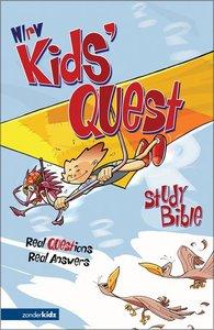 NIRV Kids Quest Study Bible (2005)