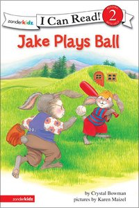 Jake Plays Ball (I Can Read!2/jake Series)