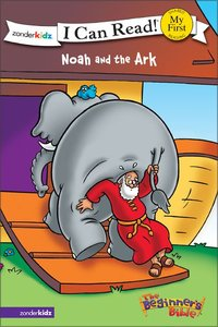 Noah and the Ark (My First I Can Read/beginners Bible Series)